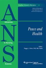"""ANS 36:3 """"Peace & Health"""""""