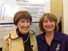 Mary Jane Smith (L) & Patricia Liehr (R)